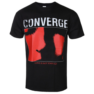 Muška metal majica Converge - Love Is Not Enough Black - KINGS ROAD, KINGS ROAD, Converge