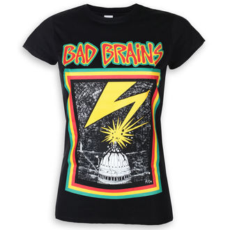 Ženska metal majica Bad Brains - PLASTIC HEAD - PLASTIC HEAD, PLASTIC HEAD, Bad Brains