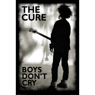 Poster The  Cure - BOYS DON'T CRY - PYRAMID POSTERS, PYRAMID POSTERS, Cure