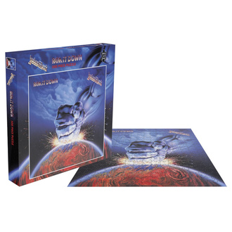 Slagalica puzzle JUDAS PRIEST - RAM IT DOWN - PLASTIC HEAD, PLASTIC HEAD, Judas Priest