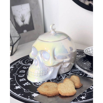 Ukras (staklenka) KILLSTAR - Skull Cookie Jar - AURA, KILLSTAR
