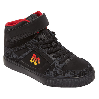 Ženske cipele DC - AC / DC - TNT. - HIGH TOP - BLACK GRADIENT, DC, AC-DC