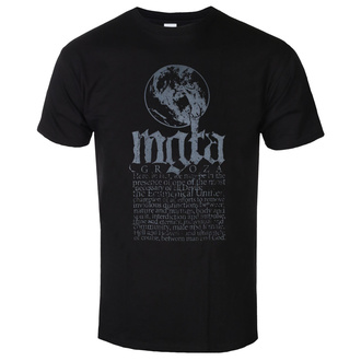 Muška metal majica Mgła - Groza - MASSACRE RECORDS, MASSACRE RECORDS, Mgła