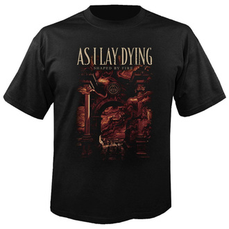 Muška metal majica As I Lay Dying - Shaped by fire - NUCLEAR BLAST, NUCLEAR BLAST, As I Lay Dying