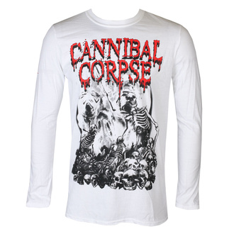 Muška metal majica Cannibal Corpse - PILE OF SKULLS 2018 - PLASTIC HEAD, PLASTIC HEAD, Cannibal Corpse