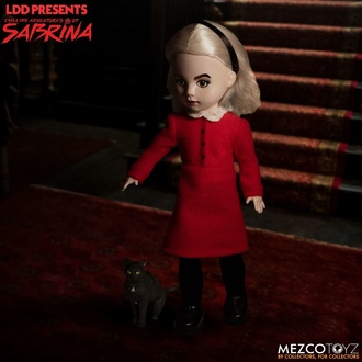 Lutka Chilling Adventures of Sabrina - Living Dead Dolls - Sabrina, LIVING DEAD DOLLS