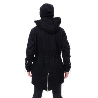 Muška jakna CHEMICAL BLACK - BASTIAN PARKA - BLACK, CHEMICAL BLACK