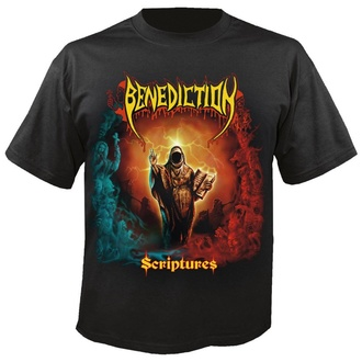 Muška majica BENEDICTION - Scriptures - NUCLEAR BLAST, NUCLEAR BLAST, Benediction