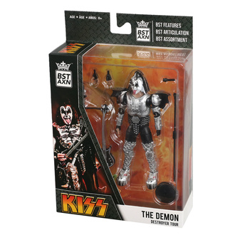 Akcijska figura Kiss - The Demon, NNM, Kiss