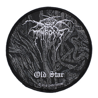 Zakrpa Darkthrone - Old Star - RAZAMATAZ, RAZAMATAZ, Darkthrone