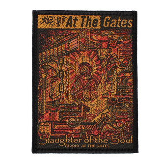 Zakrpa At The Gates - Slaughter Of The Soul - RAZAMATAZ, RAZAMATAZ, At The Gates