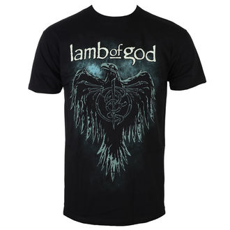 Muška majica Lamb Of God - Phoenix - Black - ROCK OFF, ROCK OFF, Lamb of God