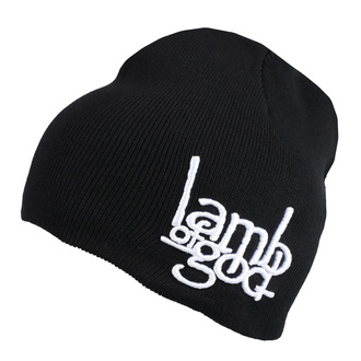 Kapa Lamb Of God - Logo - ROCK OFF, ROCK OFF, Lamb of God