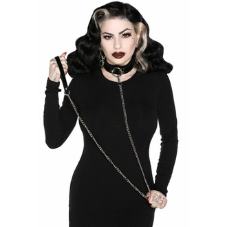 Ogrlica KILLSTAR - Eris Choker & Lead, KILLSTAR