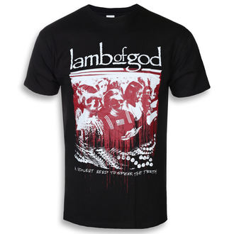 Muška majica Lamb Of God - Enough Is Enough - ROCK OFF, ROCK OFF, Lamb of God