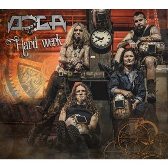 CD DOGA - Hard werk