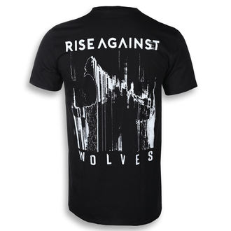 Muška metal majica Rise Against - Wolves Pocket - KINGS ROAD, KINGS ROAD, Rise Against