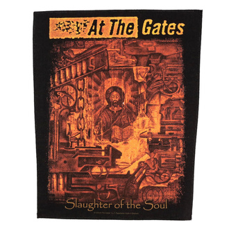 Velika zakrpa At The Gates - Slaughter Of The Soul - RAZAMATAZ, RAZAMATAZ, At The Gates