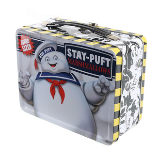 Kutija Ghostbusters - Tin Tote Stay Puft Marshmallow Man, NNM, Ghostbusters