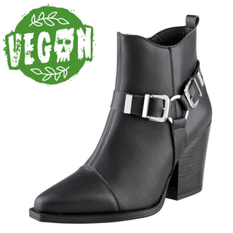 Ženske čizme ALTERCORE - Musca - Vegan Black, ALTERCORE