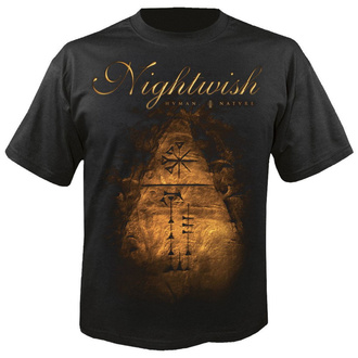 Muška metal majica Nightwish - Human :II: Nature - NUCLEAR BLAST, NUCLEAR BLAST, Nightwish