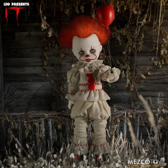 Figurica (Lutka) TO - Living Dead Dolls - Pennywise, LIVING DEAD DOLLS