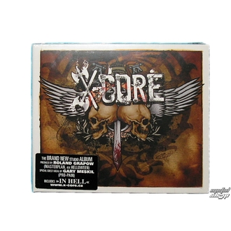 CD X-CORE 'U Hell', X-Core