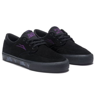 Cipele Lakai x Black Sabbath - Master of Reality - Riley 3 - crne antilop, Lakai x Black Sabbath, Black Sabbath