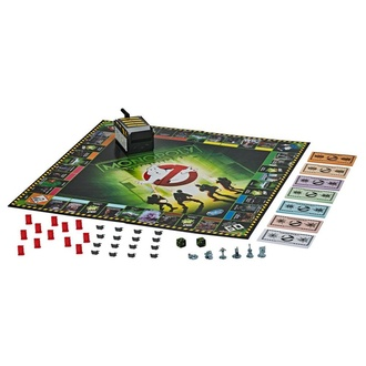 Igra Ghostbusters - Board Game Monopoly, NNM, Ghostbusters