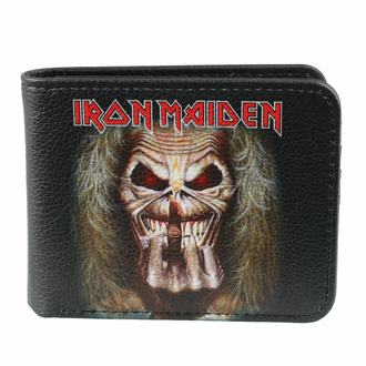 Novčanik IRON MAIDEN - MIDDLE FINGER, NNM, Iron Maiden