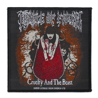 Oznaka Cradle Of Filth - Cruelty And The Beast - RAZAMATAZ, RAZAMATAZ, Cradle of Filth