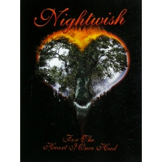 zastava Nightwish - Za The Heart Ja Once Snake, HEART ROCK, Nightwish