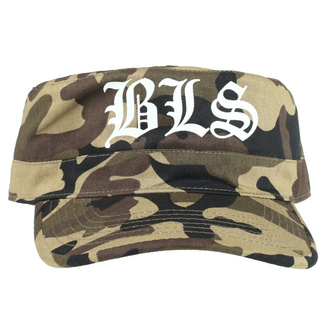 Kapa BLACK LABEL SOCIETY - LOGO (CAMO) - PLASTIC HEAD, PLASTIC HEAD, Black Label Society