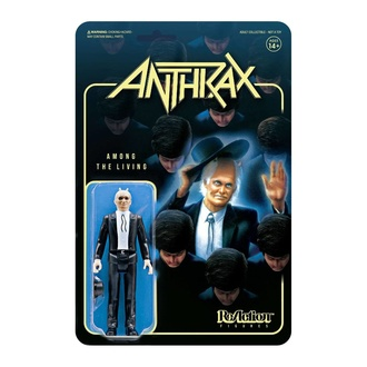 Akcijska figura Anthrax - Among The Living, NNM, Anthrax